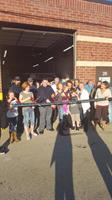 Ribbon Cutting Ceremony with the EAC
