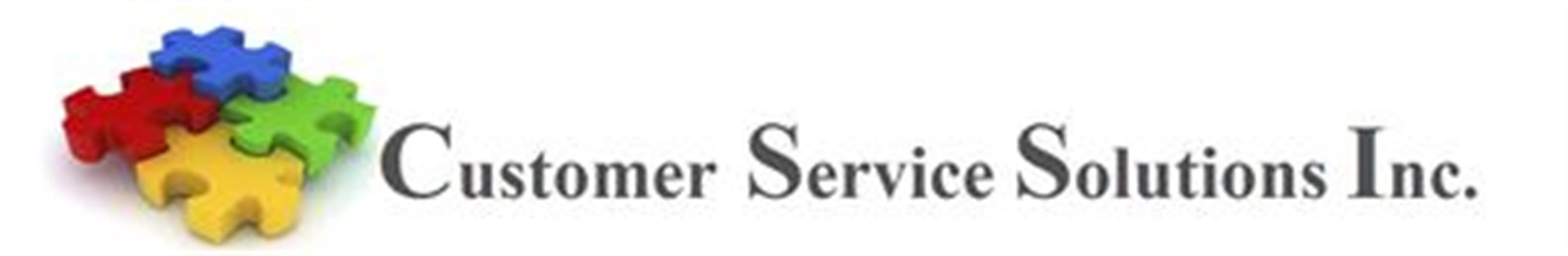 Customer Service Solutions Inc.