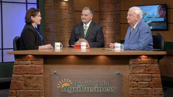 Proud to be the producers of the nationally broadcasted news program This Week In Agribusiness