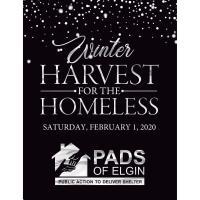 Winter Harvest for the Homeless