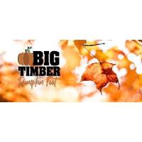 Big Timber Pumpkin Fest Celebrates October with SIX Different Events