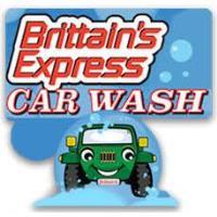Spooky Clean Halloween Fun at Brittain's Car Wash ''Tunnel of Terror''