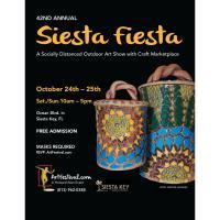 Siesta Fiesta Art Festival