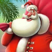 Santa Visits South Siesta Key