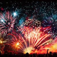 Siesta Key Community Fireworks