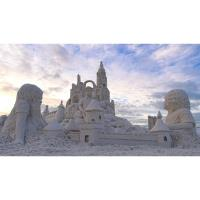 Siesta Key Crystal Classic Sand Sculpting Festival