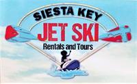 Siesta Key Jet Ski