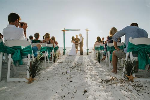 Siesta Key Beach - Wedding Dreams pacakge