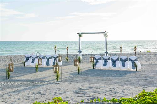 Turtle Beach - Siesta Key Beach Wedding