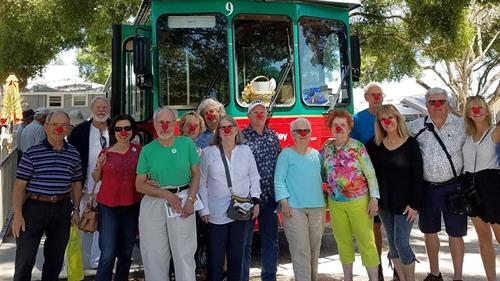 Tours are Perfect for Groups!