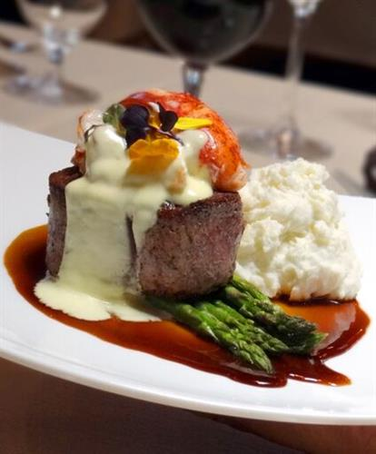 Bertha Palmer Filet Mignon