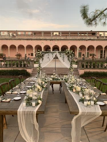 Ringling Catering Event
