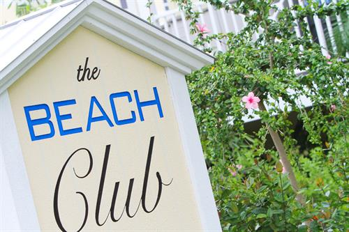 Welcome to The Beach Club