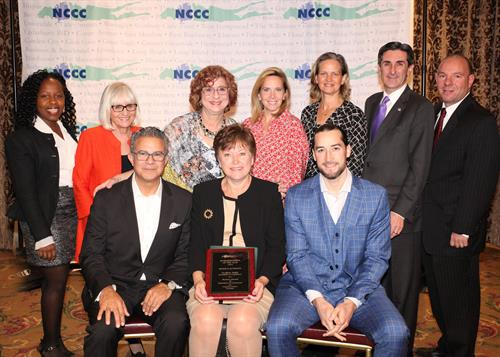 Nassau County Chamber of Commerce event - Chamberperson of the Year