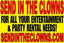Send in the Clowns / Event Terminal
