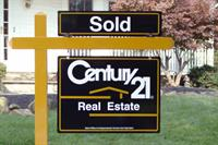 realty estate for sale / for rent / open house sign