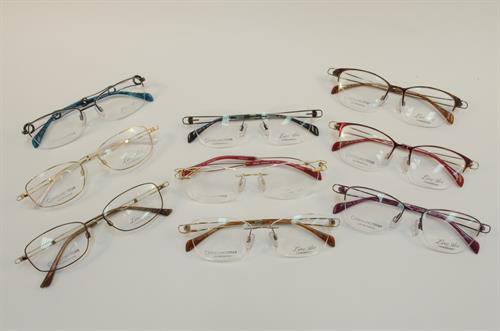 Line Art frames - elegant and extremely light