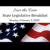 2020 State Legislative Breakfast