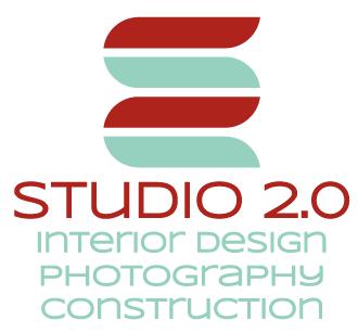 Studio 2.0 Interior Design + Photography + Construction