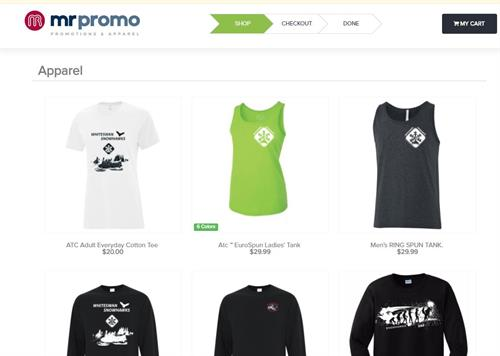 Online Stores Fundraisers or Corporate Stores