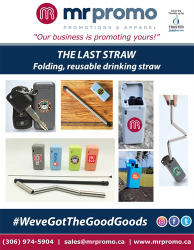 The Last Straw - Planet/Eco Friendly Promotional Products