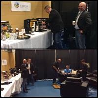 Warman Business Expo - Firebird Business Consulting sponsoring exhibitor booth