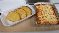 Take Out - Baked Spaghetti
