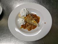 Our Famous Pumpkin Spiced Cheesecake