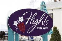 Flights Wine Cafe AKA Flights Wine and Coffee AKA Flights Wine Bar