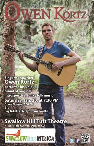 Owen Kortz-Poster