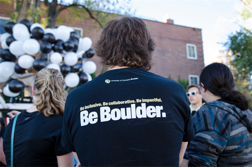 Be Inclusive. Be collaborative. Be impactful. Be Boulder.