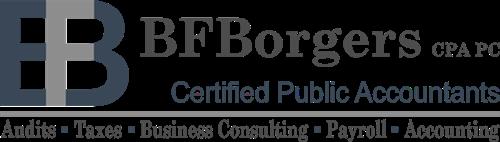 BF Borgers CPA PC