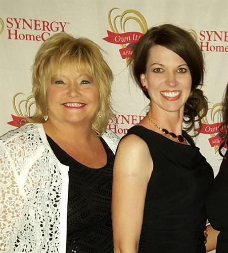 Shanna Tourtlotte & Susie Fogerson Owners of SYNERGY HomeCare of West Denver
