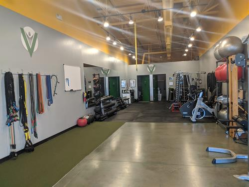 1300 sq ft of space to help you achieve your confidence and fitness goals