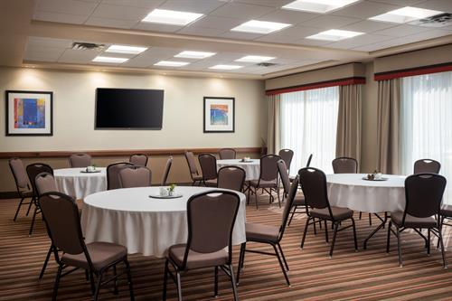 Buffalo Bill Meeting Space (Banquet set)