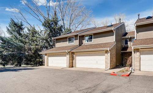 Silver Valley at BEar Creek townhome