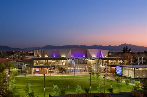 GCU Basketball Arena