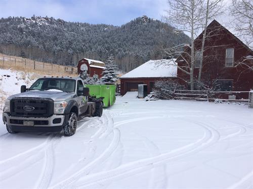 Snow? No problem