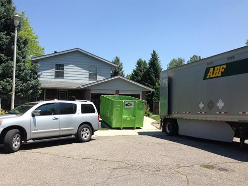Moving? Disposal is a breeze