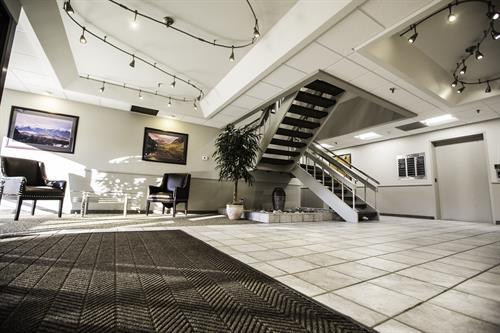 Academy Park Plaza - Lobby