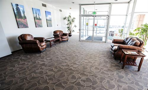 Terrace Point - Lobby