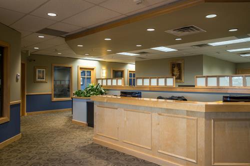 Lakewood Intelligent Office Reception