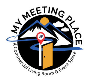 Designed branding for My Meeting Place Jeffco