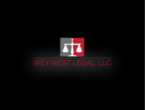 Designed branding for Wey West Legal
