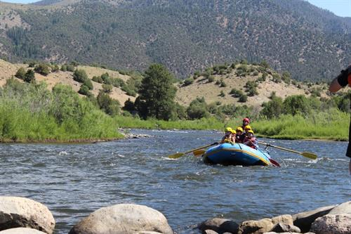 Upper Colorado Rafting
