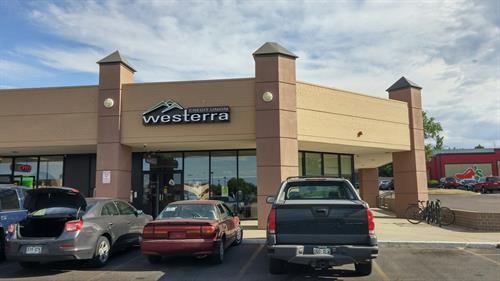Westerra's Belmar Branch