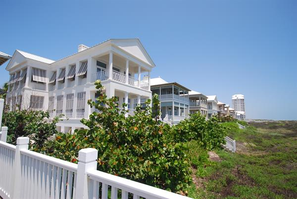 The Shores Beachfront Houses