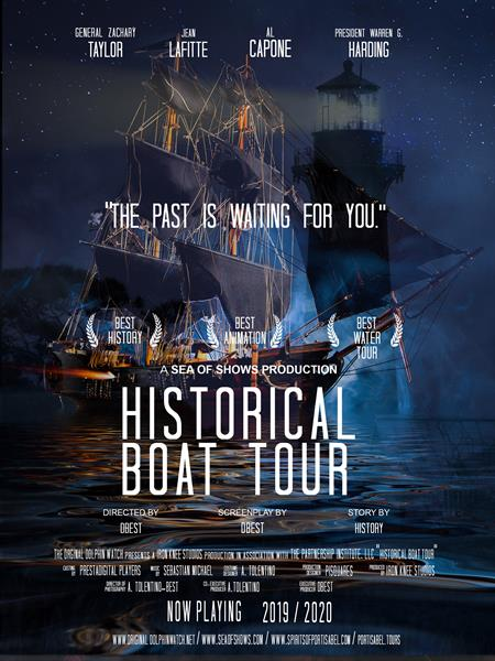 Historical Boat Tour