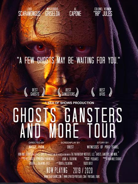 Ghost, Gangsters and More Tour
