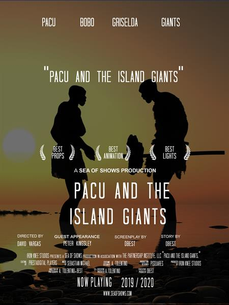 Pacu and the Island Giants